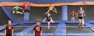 trampoline park injuries