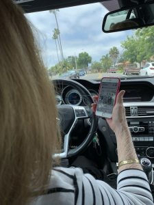 Most Common Types of Distracted Driving in Florida